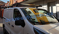 Багажник разборный на крышу Ниссан Примастар 02+ Экспедиционный багажник Nissan Primastar 2002+ короткая база