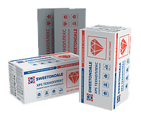 Экструдированный пенополистерол ТЕХНОПЛЕКС 40мм 1100х550 (0,605м2) 10шт/уп
