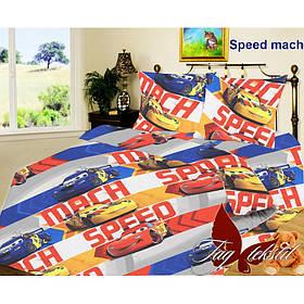Комплект постельного белья подростковый Speed mach