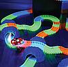 Magic Tracks светящийся гибкий гоночный трек (трасса, дорога) 360 деталей Меджик трек, фото 4