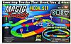 Magic Tracks светящийся гибкий гоночный трек (трасса, дорога) 360 деталей Меджик трек, фото 5