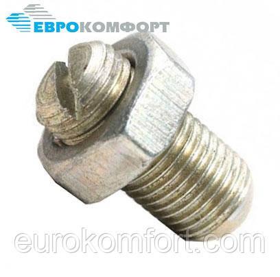 Гвинт регулювальний 50-1601098 (МТЗ, Д-240) віджимного важеля з гайкою