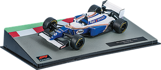 Formula 1 (Формула 1) Centauria (1:43) №22 - Williams FW16 Дэймон Хилл (1994)