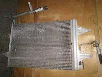 Б/у Радиатор кондиционера 6q0820411k для Volkswagen Polo 2005-2009