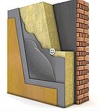 Мінеральна вата фасадна ROCKWOOL FRONTROCK MAX E Роквул Фронтрок Макс, фото 2