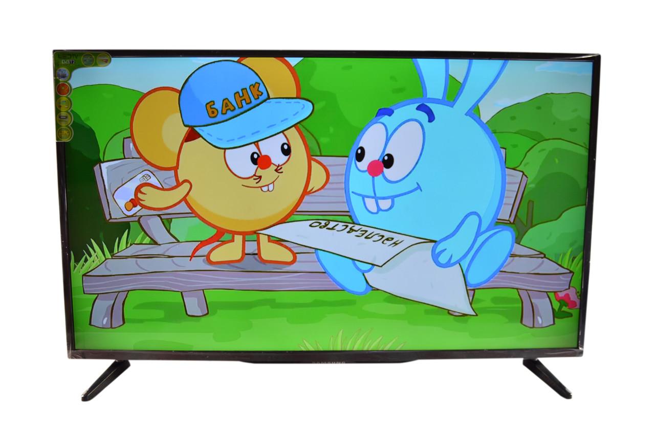 "Samsung Smart TV Android 56"" Телевизор cТ2 4К 220v USB/HDMI LED ( Андроид телевизор Самсунг )+ПОДАРОК"