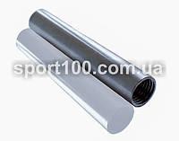 Соединительная трубка для гантелей 30 см (25 мм) (сполучна трубка для гантелей), фото 1