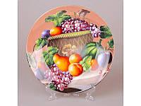 Декоративная тарелка Lefard Фрукты 20 см 921-003(3), фото 1