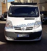 Багажник разборный на крышу Ниссан Примастар 2015+ Экспедиционный багажник Nissan Primastar 15+ короткая база