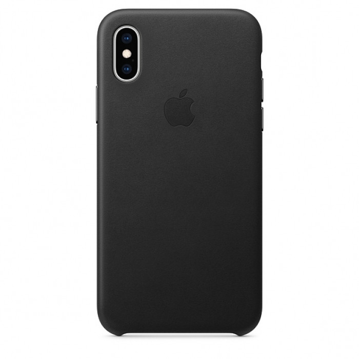 Чехол Apple Leather Case - для iPhone X/XS