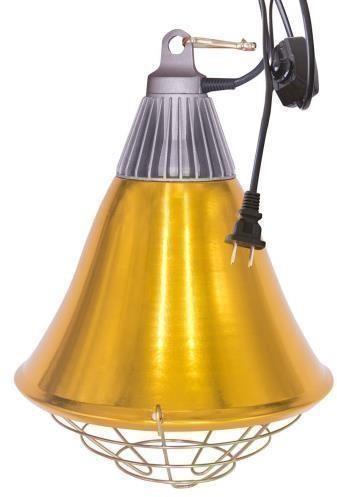 Защитный абажур для инфракрасных ламп 225 W (с бесступенчатым регулятором)