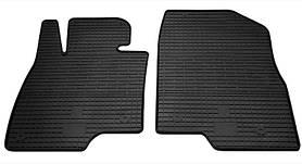 Коврики резиновые в салон Mazda 3 2013- (2 шт) передние Stingray 1011022