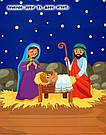 Наліпки для найменших. Веселе Різдво. Автор Сікора Ю.О., фото 5
