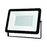 Прожектор светодиодный без датчика чёрный LED 200W 6400K Z-light ZL 4125
