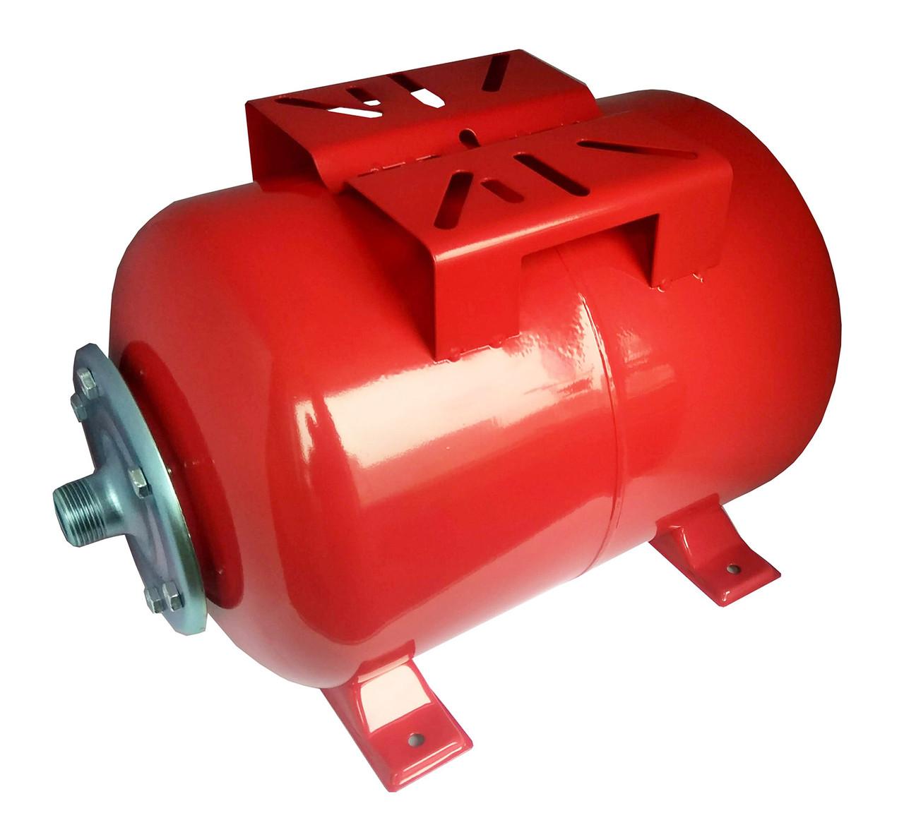 Гидроаккумулятор горизонтальный 36л Wetron 779222