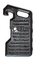 Груз передний МТЗ,  противовес (70-4235011)