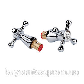 Кран-букса Q-tap M11 CRM Mayfair (пара)