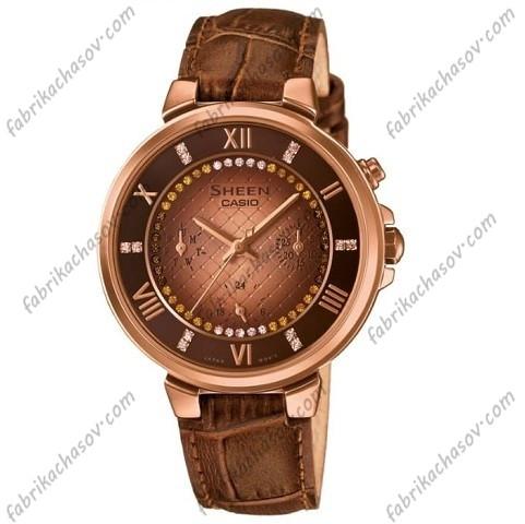 Часы CASIO SHE-3041PGL-5AU