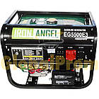 Генератор Iron Angel EG 5500 E3, фото 3