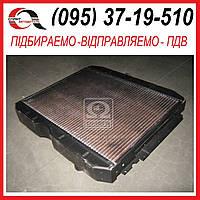 Радиатор ГАЗ-3307 водяного  охлаждения (3-х рядный) медный (TEMPEST) 3307-1301010