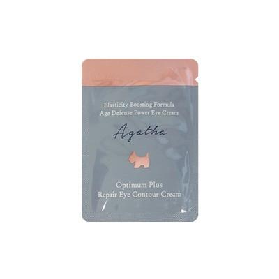 Увлажняющий питательный крем для век Agatha Optimum Plus Eye Contour Cream 1 мл