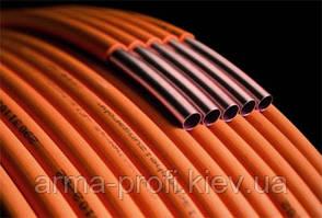 Труба медная твердая для теплого пола Cuprotherm Wieland 14 x 0.8