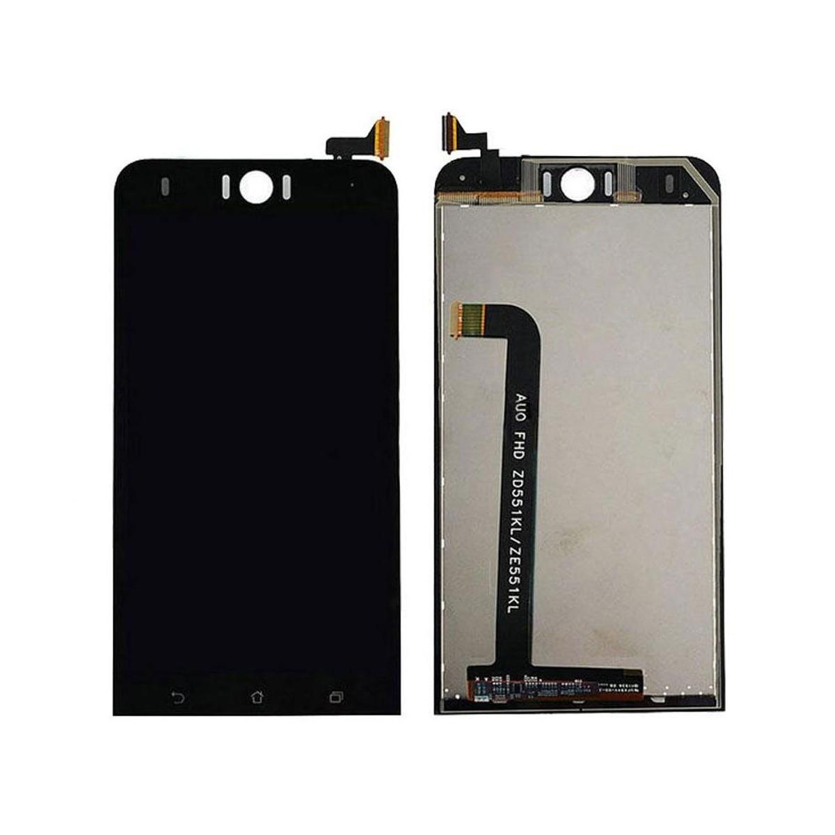 Asus Zenfone Selfie ZD551KL дисплей в зборі з тачскріном модуль чорний