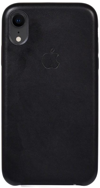 Чехол Apple Leather Case - для iPhone Xr