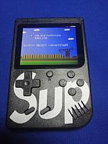 Портативная игровая приставка консоль SUP 400 игр, фото 2