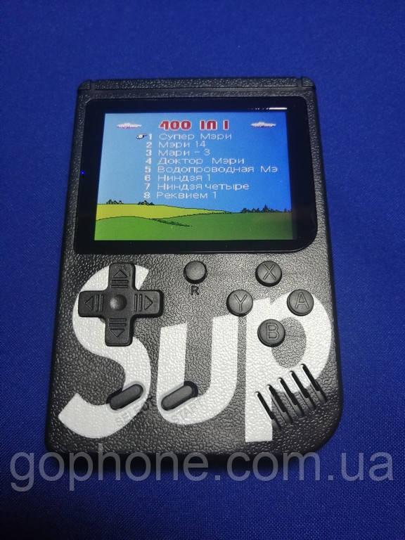 Портативная игровая приставка консоль SUP 400 игр