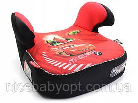 Дитяче автокрісло-бустер 15-36 кг Nania Dream Disney McQueen Luxe