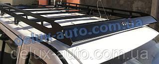 Багажник разборный на крышу Рено Трафик 2015+ Экспедиционный багажник RENAULT TRAFIC 2015+ длинная база