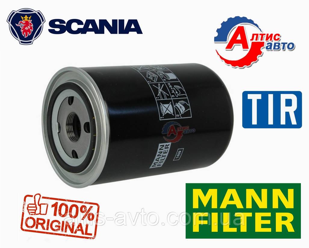 Топливный фильтр SCANIA 4 P,G,R,T серии Mann DT12.02 01.96- 1411894 для грузовиков