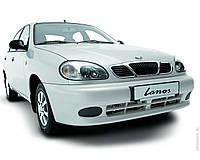 Решетка радиатора Ланос Chevrolet ( без значка )(CHEVROLET)  HD-02-9014-1  96303229 ( 2 )