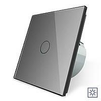 """Сенсорный выключатель Livolo """"сухой контакт"""" 1 канал (VL-C701I-15), фото 1"""