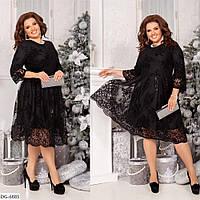 """Вечернее платье большого размера с 48го по 58 размеры """"Алола"""""""