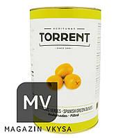 Оливки без косточки tm Torrent 4.1кг