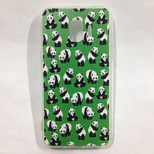 Чехол для Samsung J2 J250 Panda