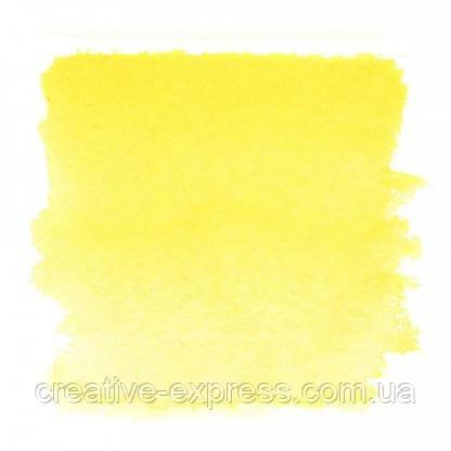 Фарба акварельна, Кадмій жовтий середній, 2,5мл, Білі Ночі, фото 2