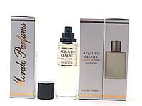 Чоловічий аромат Aqua Di Classic Morale Parfums (Аква Класик Морал Парфум) 30 мл