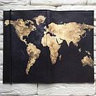 Тревел-кейс Карта (черный), фото 3