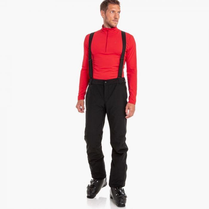Гірськолижні чоловічі штани Schoffel Bern XXL чорні   великі лижні \ сноубордичні штани