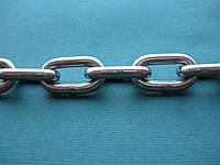 Нержавеющая цепь короткозвенная.