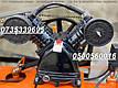 Воздушный компрессор Rupez CS 100л 640л/мин компресор ременной 3.5кВт, фото 9
