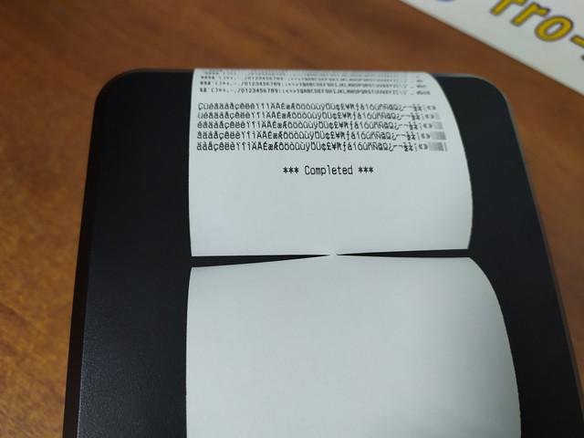 купить POS принтер чеков HPRT POS80FE