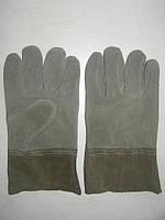 Защитные перчатки для сварочных работ