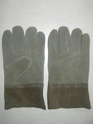 Защитные перчатки для сварочных работ, фото 2