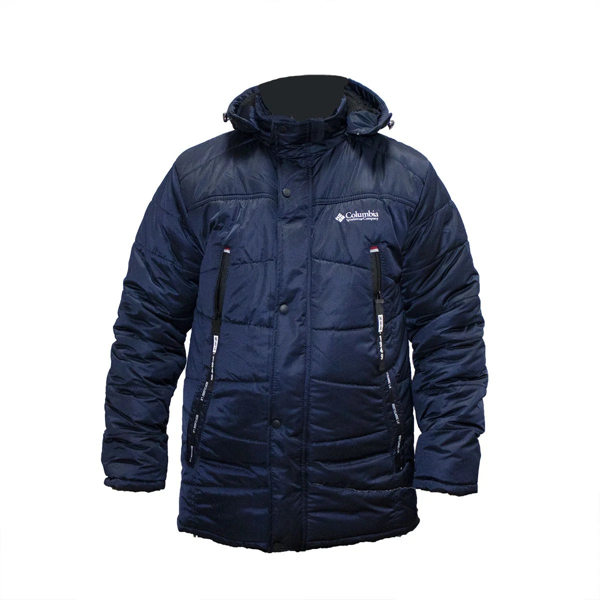 Куртка мужская зимняя на синтепоне и флисе р 56