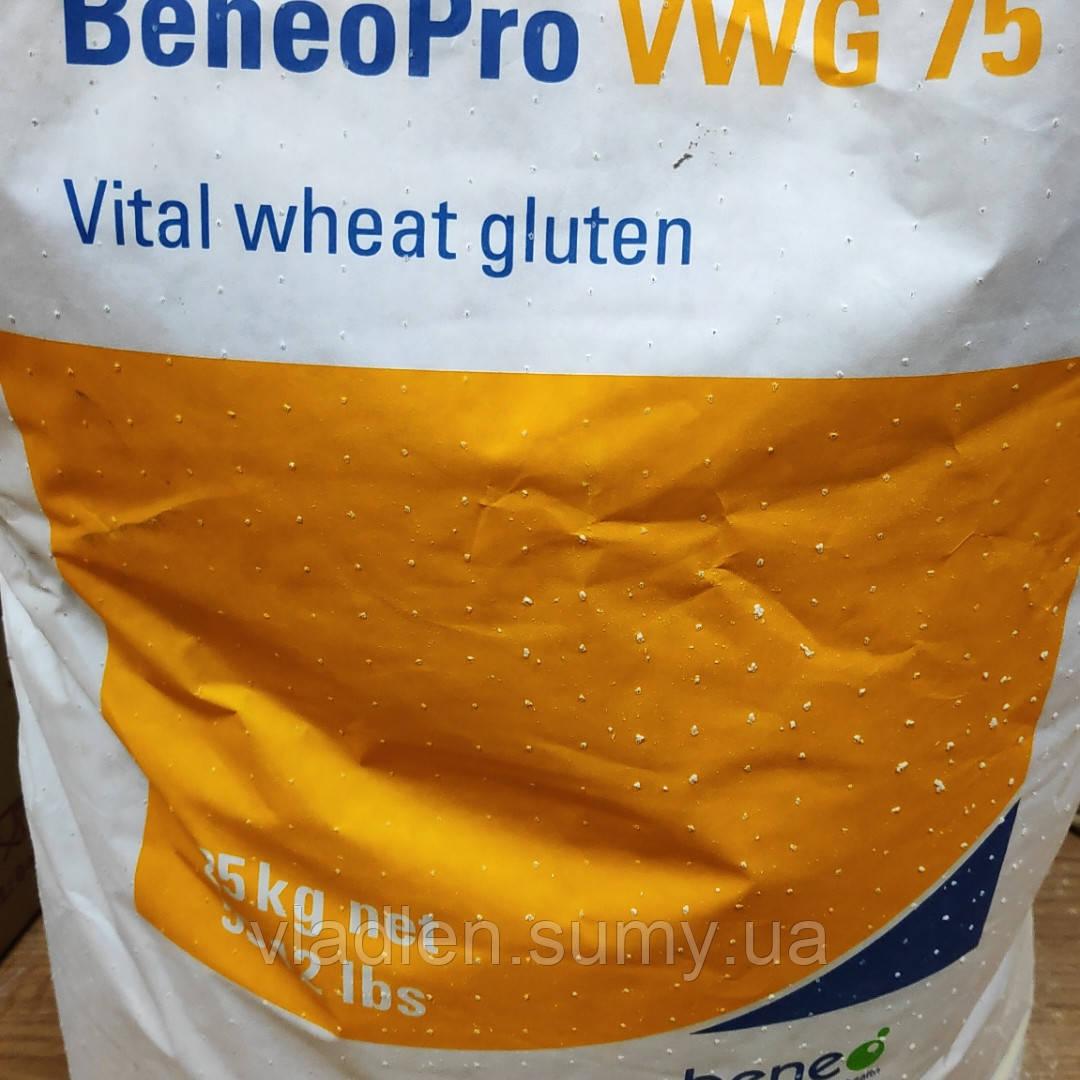 Сухая клейковина (глютен) Beneo Pro VWG 75 (Бельгия) 25 кг