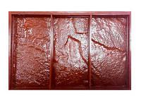 Фасадная форма для плитка Песчаник